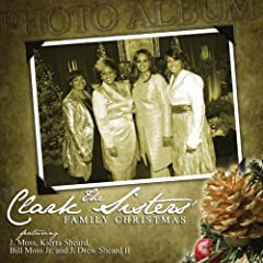 Karew Records first release A Clark Family Christmas features The Clark Sisters, J. Moss, Kierra Sheard, and more!