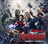 Marvels Avengers: Age of Ultron: The Art of the Movie Slipcase