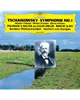 チャイコフスキー:交響曲第1番「冬の日の幻想」、他