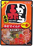 イチビキ ストレート赤から鍋スープ1番 750g×3個