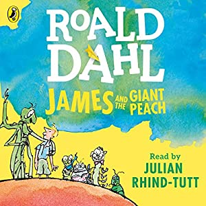 James and the Giant Peach Hörbuch