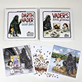 Darth Vader & Son / Vaders Little Princess Deluxe Box Set (includes two art prints) (Star Wars)
