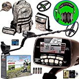 Garrett AT PRO Metal Detector Bonus Pack with Headphones, Backpack, Pouch, Hat and Searchcoil Cover