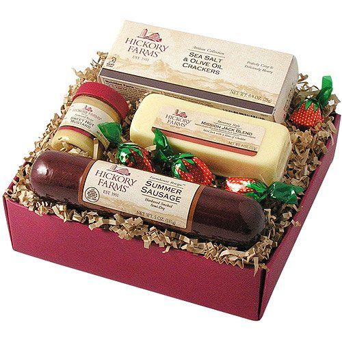 Hickory Farms 4-Piece Farmhouse Sampler Gift