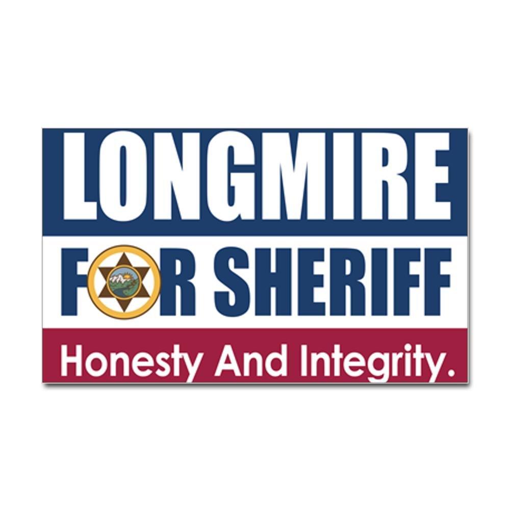 Longmire sticker