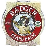Badger Balm - Beard Balm - Navigator Class Man Care - 2oz