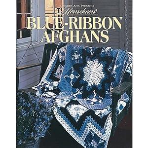 Leisure Arts Blue Ribbon Afghans
