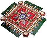 Decoration Craft Acrylic Rangoli - (53 cm x 53 cm)