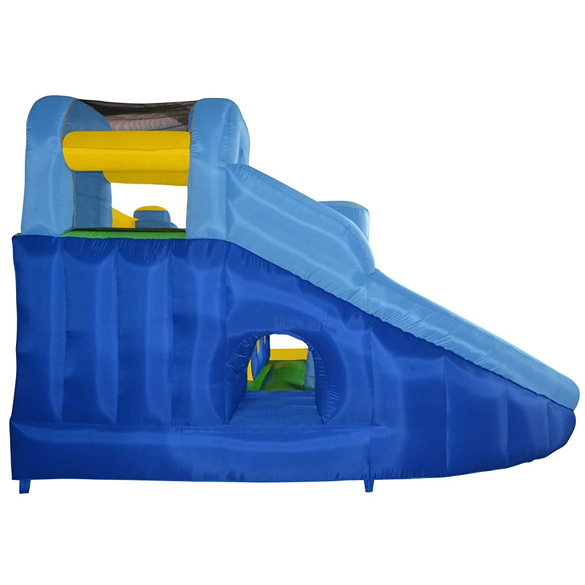 Cloud 9 Mighty Bounce House - Quad Combo - Inflatable Kids Jumper with Blower