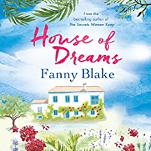 House of Dreams (       UNABRIDGED) by Fanny Blake Narrated by Sherry Baines