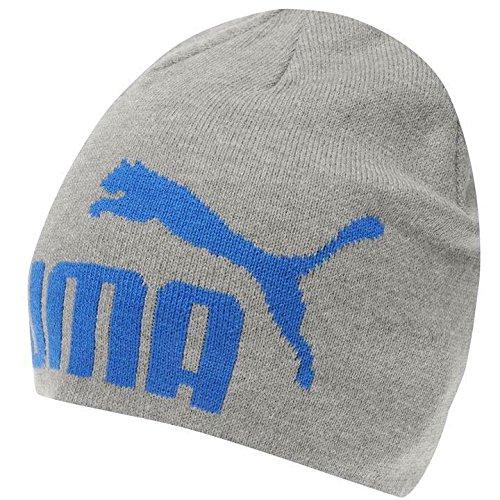 Puma-Berretto Beanie Berretto Invernale Unisex berretto da sci snowboard No. 1grigio chiaro