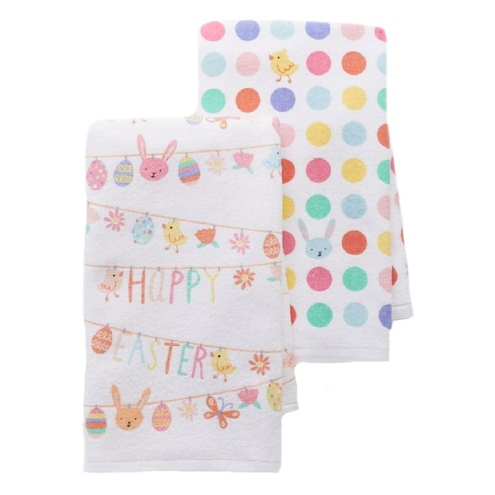 Easter Kitchen Towels Easter Wikii