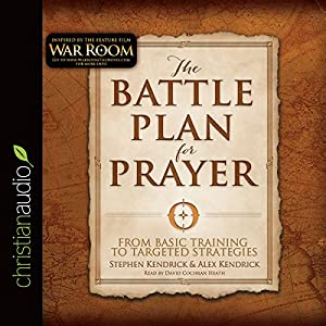 The Battle Plan for Prayer Audiobook