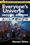 img - for Everyone's Universe: A Guide to Accessible Astronomy Places (second edition) book / textbook / text book