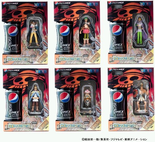 pepsi-nex-500ml-x-one-piece-figure-spciale-sur-lensemble-des-6-japon-importation