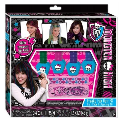 Fashion Angels Enterprises Monster High Hair Chox And Beading Kit - 1