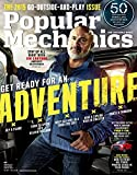 Popular Mechanics Magazine (1 year subscription)