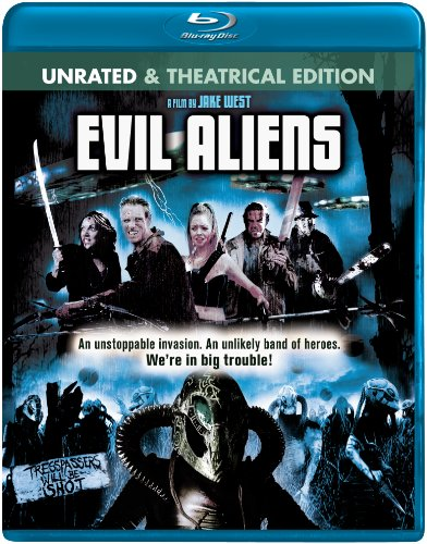 Evil Aliens (Unrated & Theatrical Edition) [Blu-ray]