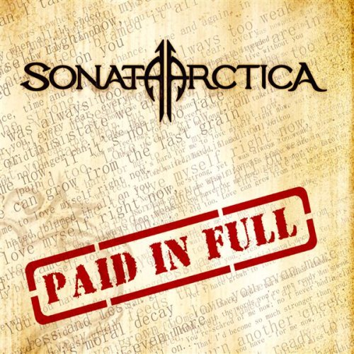 Sonata Arctica-Paid In Full-CDS-FLAC-2006-mwnd Download