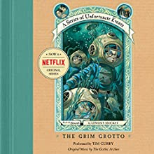 The Grim Grotto: A Series of Unfortunate Events #11 Audiobook by Lemony Snicket Narrated by Tim Curry