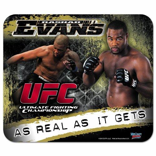UFC Mixed Martial Arts Rashad Evans Mouse Pad