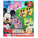 Mickey Mouse Clubhouse Floor Memory Match Game