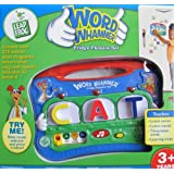 Leap Frog WORD WHAMMER FRIDGE PHONICS SET W LIGHTS & Magnetic LETTERS That SING & TEACH! (2004)