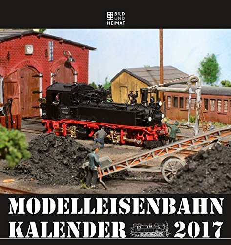 Modelleisenbahnkalender-2017