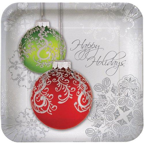 Jingle Bells Dinner Plates