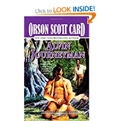 Alvin Journeyman (Tales of Alvin Maker, Book 4) by Orson Scott Card