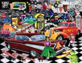 Doo-Wop a 1000-Piece Jigsaw Puzzle by Sunsout Inc. by SunsOut [並行輸入品]