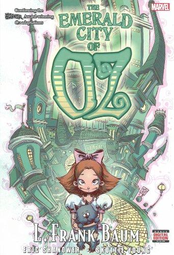 Oz HC Emerald City Of Oz