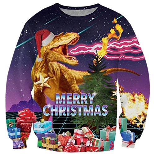 3d Ugly ChristmasSweatshirt