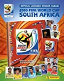 FIFA World Cup 2010 Panini Stickers - 25 packs + Sticker Album