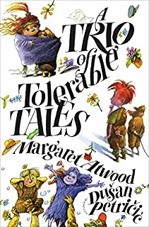 Book Cover: A Trio of Tolerable Tales