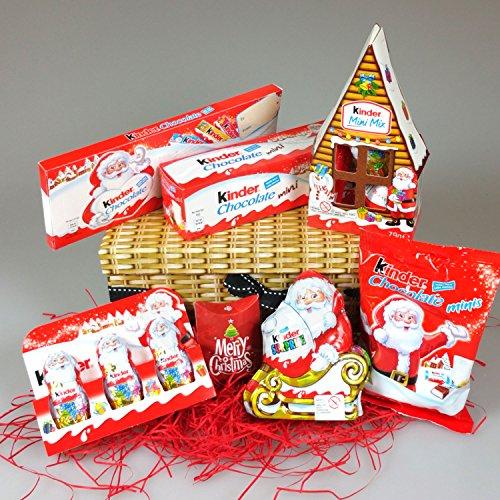 Kinder Surprise Little One's Festive Hamper By Moreton Gifts