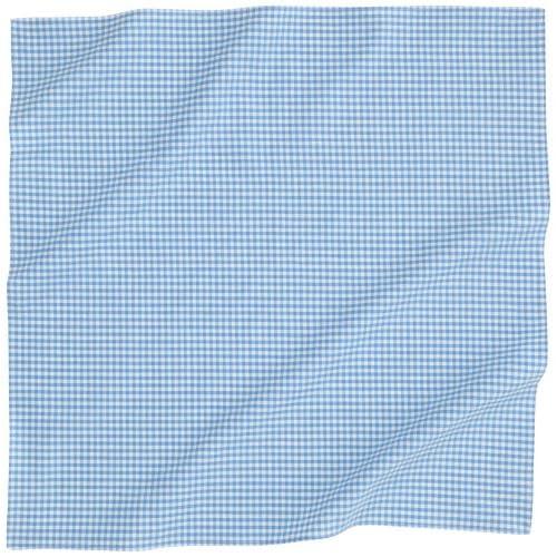 (フェアファクス)FAIRFAX ハンカチ 25050 1 ブルー 42x42