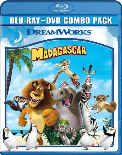 Blu-ray : Madagascar (With DVD, , Dubbed, Dolby, AC-3)