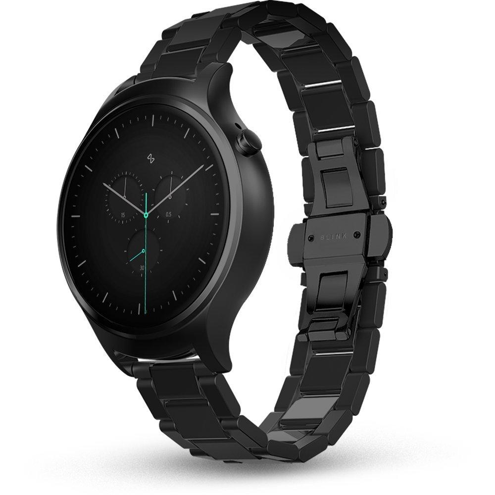 Blink Smart Watch: Steel - Black By Amazon @ Rs.15,999