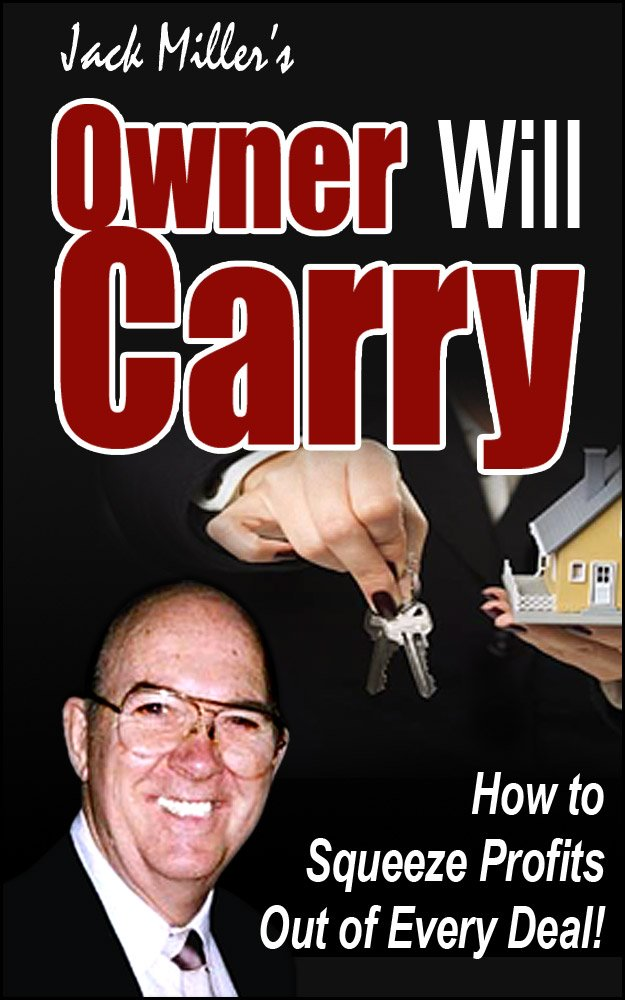 Amazon.com: Owner Will Carry - How to Squeeze Profits Out of Every ...