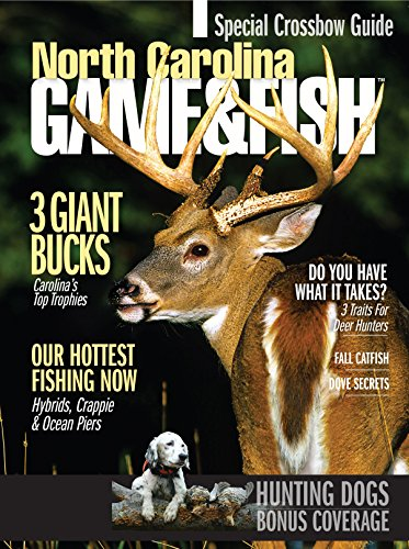 Best Price for North Carolina Game & Fish Magazine Subscription