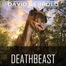 Deathbeast Audiobook by David Gerrold Narrated by Andy Caploe
