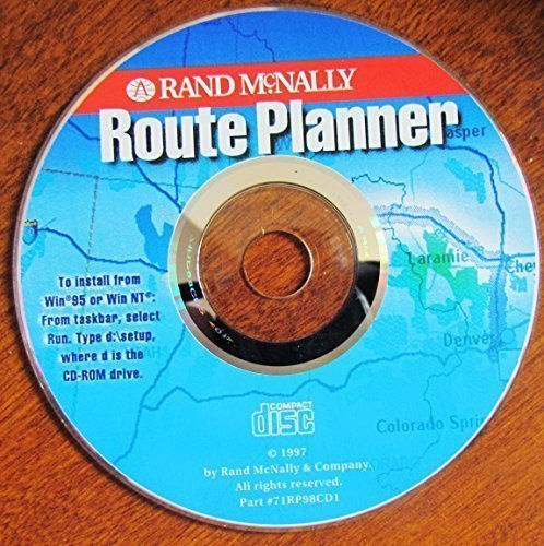 Rand McNally Route Planner (Mapping Software compare prices)