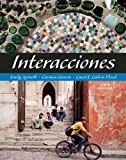 img - for Interacciones (with Audio CD) (World Languages) book / textbook / text book