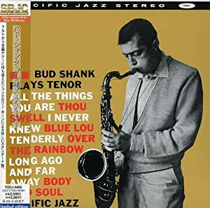 Bud Shank Plays The Music And Arrangements Of Michel LeGrand Windmills Of Your Mind