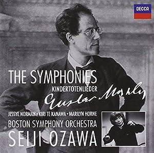 Mahler - The Symphonies: Titan, Resurrection, Trauermarsch,