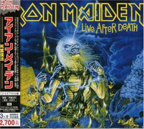 Live After Death (Iron Maiden Life After Death compare prices)