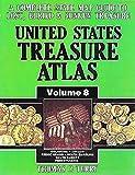 United States Treasure Atlas, Vol. 8: Oklahoma, Oregon, Rhode Island, South Carolina, South Dakota and Pennsylvania