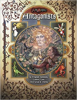 Downloads Antagonists (Ars Magica)