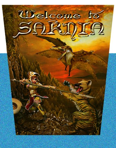 <strong>Kindle Nation Daily Sci-Fi Alert! Jan Musil's Epic Fantasy <em>WELCOME TO SARNIA (PLANET SARNIA)</em> Is An Adventure That The Whole Family Will Enjoy! - 4.5 Stars on Amazon</strong>